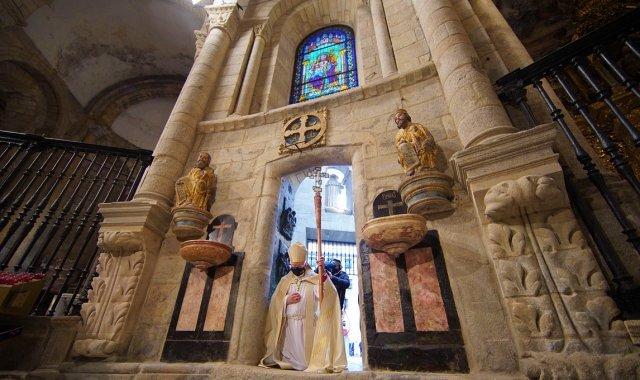 Papa Francisco prolonga a indulgência plenária em Santiago de Compostela