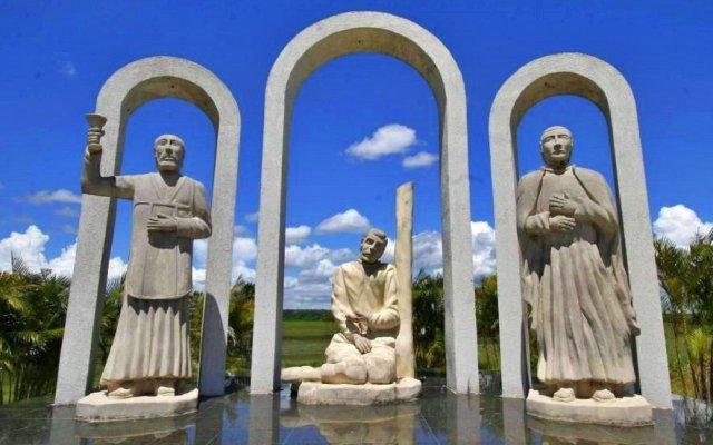Monumento aos mártires de cunhaú e uruaçú