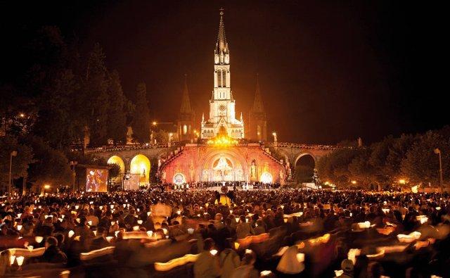 Santuário de Lourdes recebe o verão com Noites de Lourdes